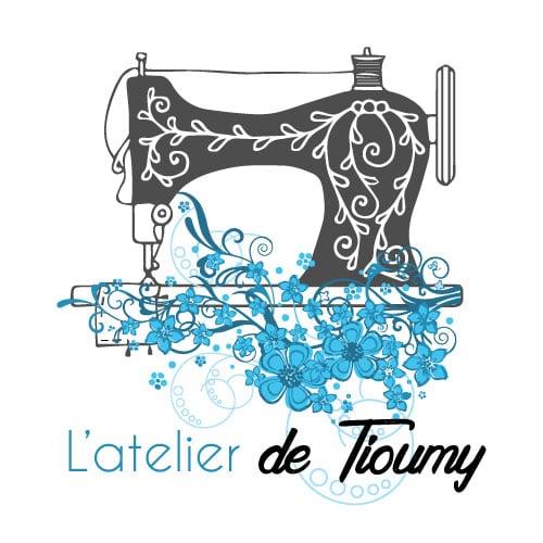 Création logo pour un atelier de couture
