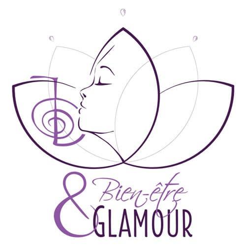 Création logo Bien Etre & Glamour à Saint Pierre du Mont