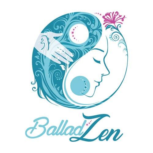 Refonte logo Ballad'Zen