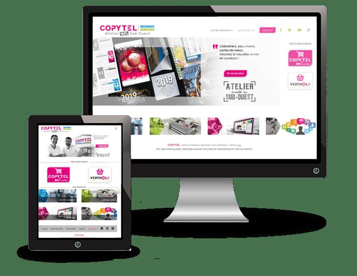 Site Copytel