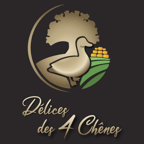 Logo Délices des 4 Chênes