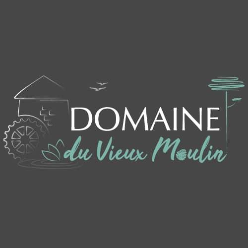 Logo Domaine du Vieux Moulin